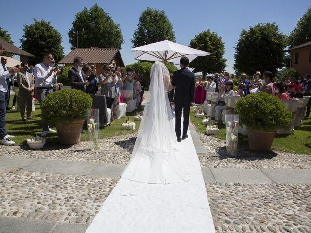 Il matrimonio di Alessandro e Stephanie a Robecco sul Naviglio, Milano 11