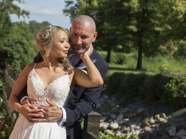 Il matrimonio di Alessandro e Stephanie a Robecco sul Naviglio, Milano 14
