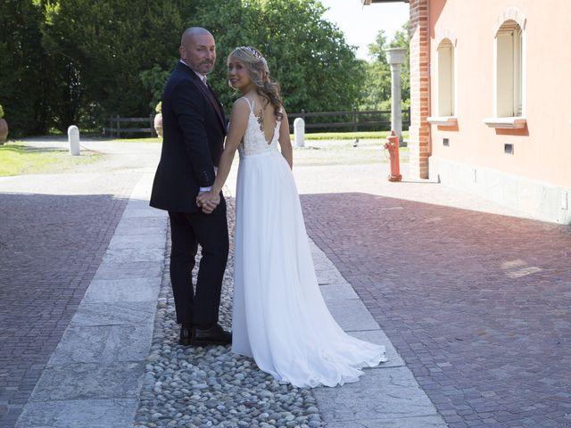 Il matrimonio di Alessandro e Stephanie a Robecco sul Naviglio, Milano 16