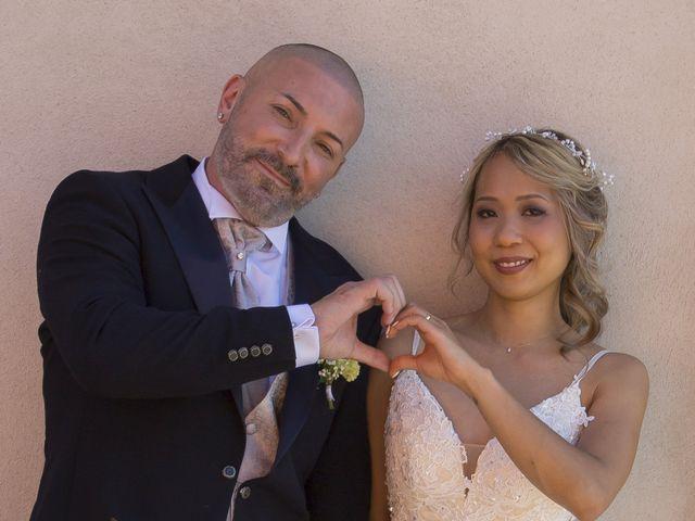 Il matrimonio di Alessandro e Stephanie a Robecco sul Naviglio, Milano 17