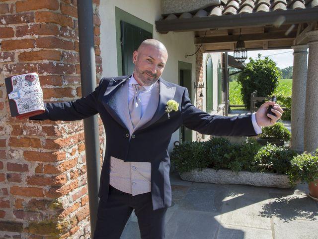 Il matrimonio di Alessandro e Stephanie a Robecco sul Naviglio, Milano 18
