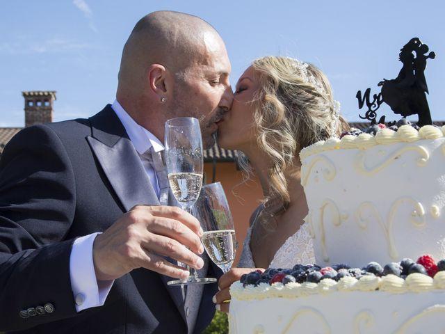 Il matrimonio di Alessandro e Stephanie a Robecco sul Naviglio, Milano 19