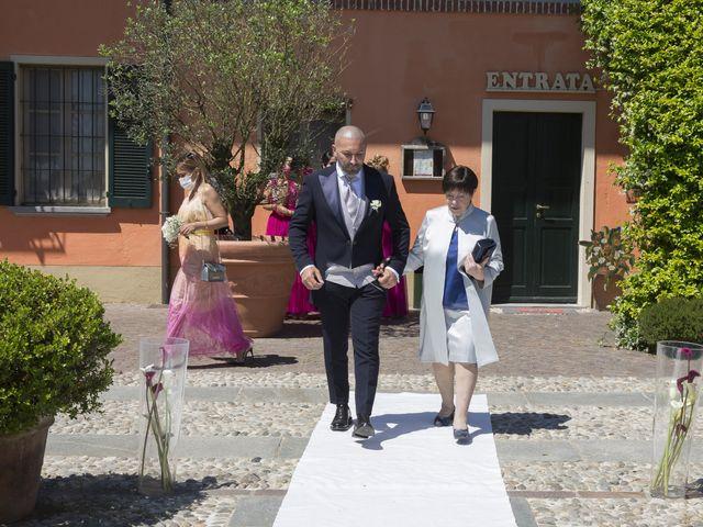 Il matrimonio di Alessandro e Stephanie a Robecco sul Naviglio, Milano 29