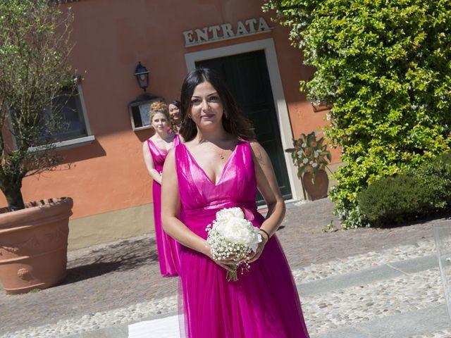 Il matrimonio di Alessandro e Stephanie a Robecco sul Naviglio, Milano 32