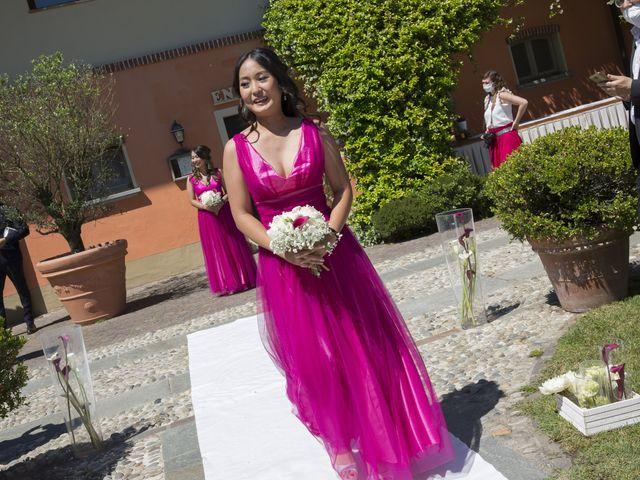 Il matrimonio di Alessandro e Stephanie a Robecco sul Naviglio, Milano 33