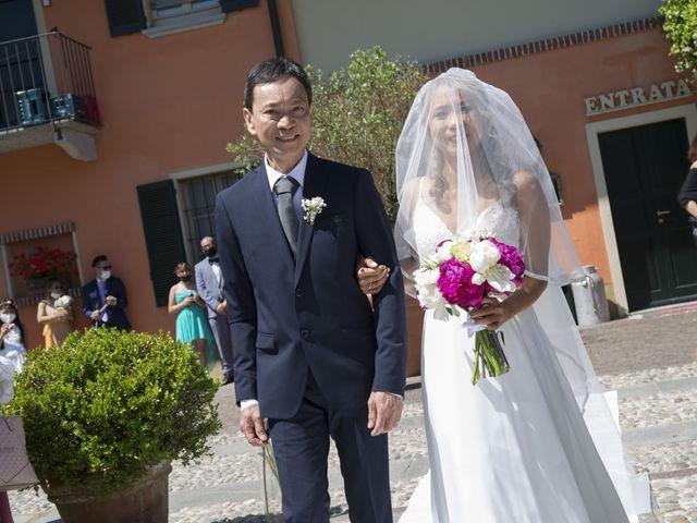 Il matrimonio di Alessandro e Stephanie a Robecco sul Naviglio, Milano 34