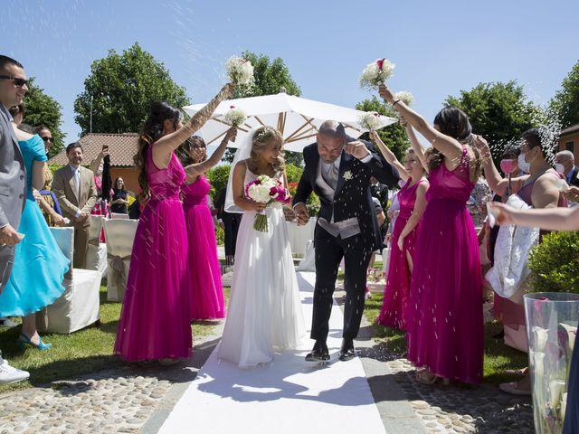 Il matrimonio di Alessandro e Stephanie a Robecco sul Naviglio, Milano 38
