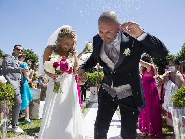 Il matrimonio di Alessandro e Stephanie a Robecco sul Naviglio, Milano 39