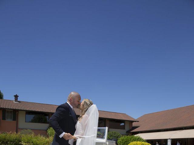 Il matrimonio di Alessandro e Stephanie a Robecco sul Naviglio, Milano 44