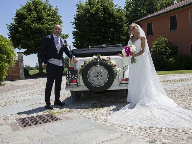 Il matrimonio di Alessandro e Stephanie a Robecco sul Naviglio, Milano 45