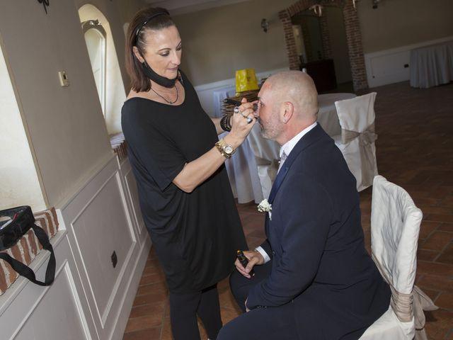 Il matrimonio di Alessandro e Stephanie a Robecco sul Naviglio, Milano 49