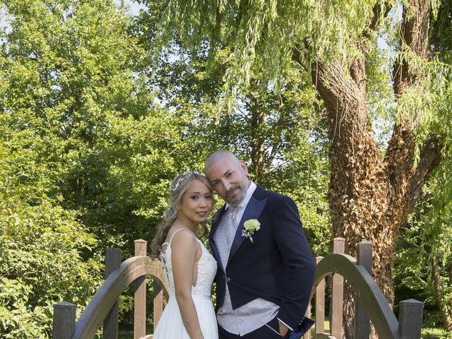 Il matrimonio di Alessandro e Stephanie a Robecco sul Naviglio, Milano 56