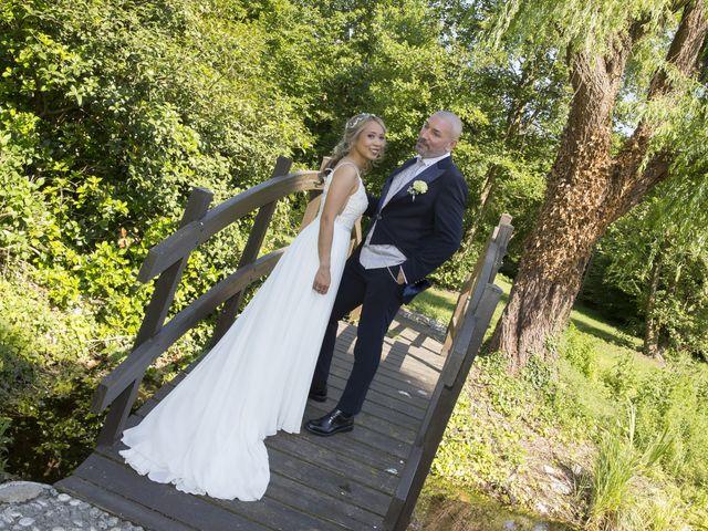 Il matrimonio di Alessandro e Stephanie a Robecco sul Naviglio, Milano 57