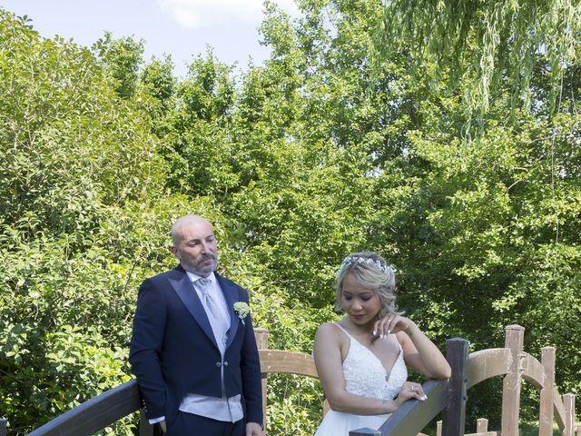 Il matrimonio di Alessandro e Stephanie a Robecco sul Naviglio, Milano 63