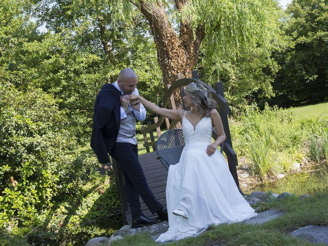 Il matrimonio di Alessandro e Stephanie a Robecco sul Naviglio, Milano 67