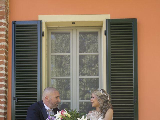 Il matrimonio di Alessandro e Stephanie a Robecco sul Naviglio, Milano 68