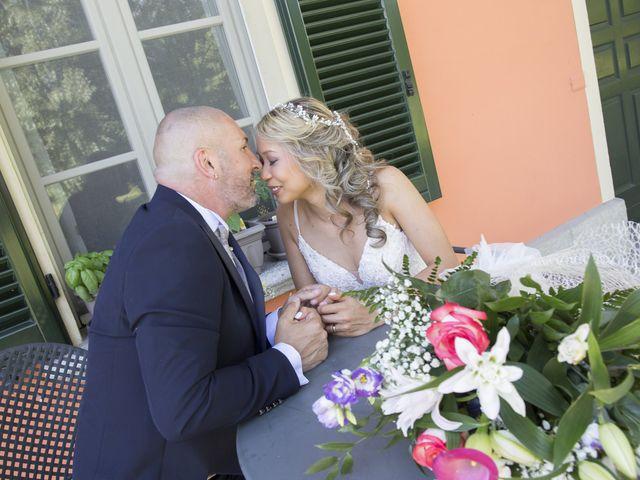 Il matrimonio di Alessandro e Stephanie a Robecco sul Naviglio, Milano 69