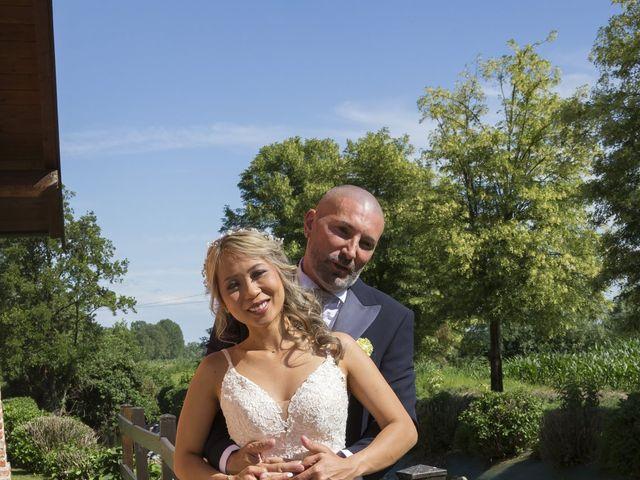 Il matrimonio di Alessandro e Stephanie a Robecco sul Naviglio, Milano 70