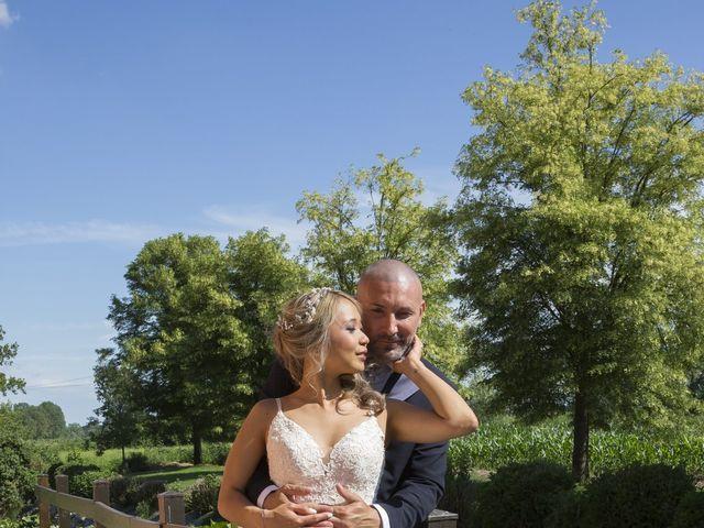 Il matrimonio di Alessandro e Stephanie a Robecco sul Naviglio, Milano 71