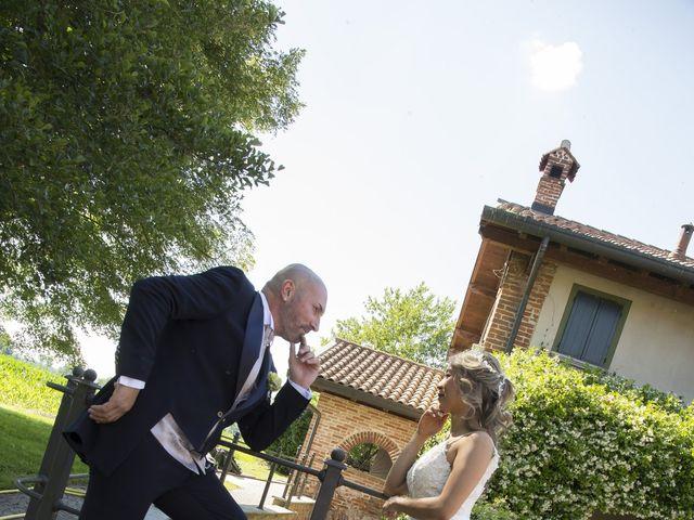 Il matrimonio di Alessandro e Stephanie a Robecco sul Naviglio, Milano 72