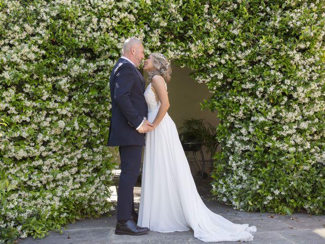 Il matrimonio di Alessandro e Stephanie a Robecco sul Naviglio, Milano 74
