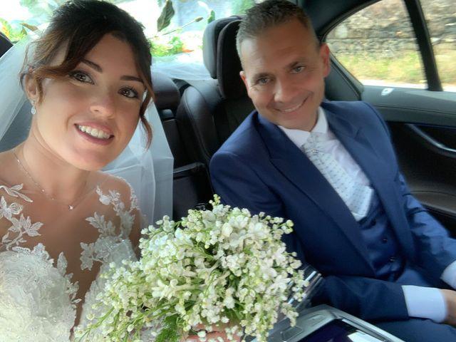 Le nozze di Claudia  e Pier Paolo
