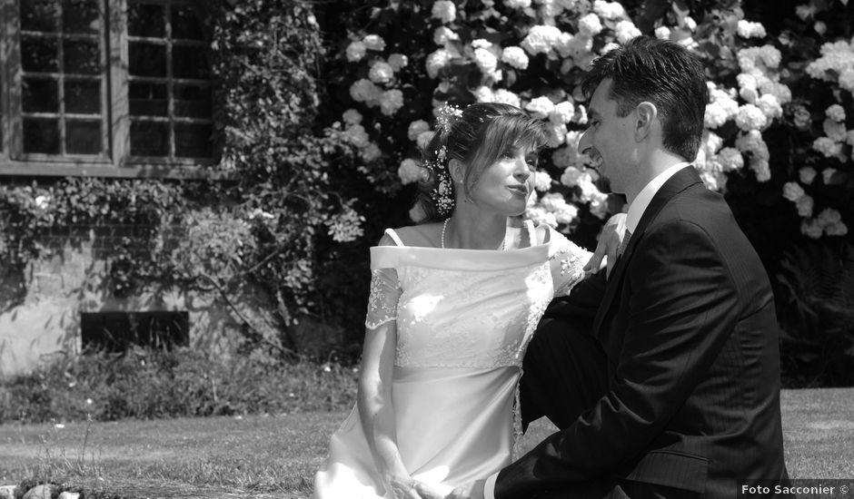 Il matrimonio di Massimo e Alessandra a Moncrivello, Vercelli