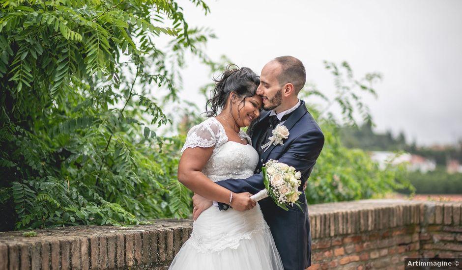 Il matrimonio di Andrea e Valentina a Forlimpopoli, Forlì-Cesena