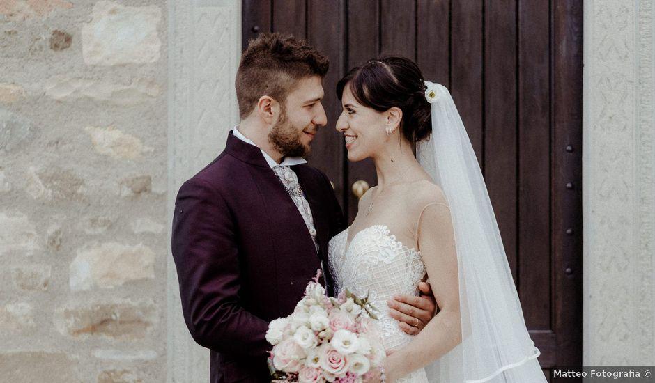 Il matrimonio di Daniele e Luana a Viano, Reggio Emilia