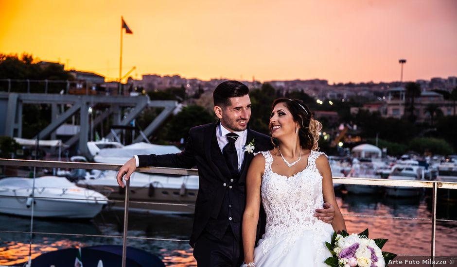 Il matrimonio di Luigi e Lucia a Adrano, Catania