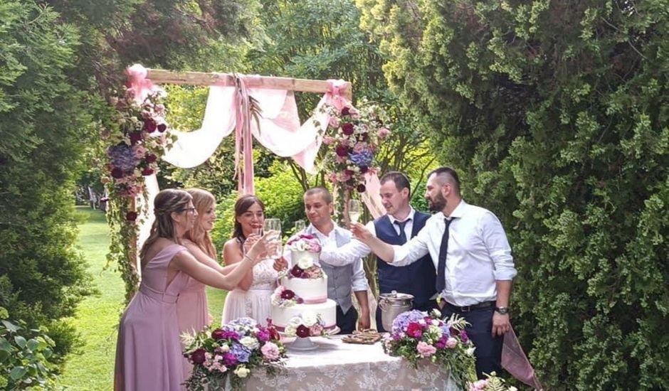 Il matrimonio di Silvia e Andrea a Vigonovo, Venezia
