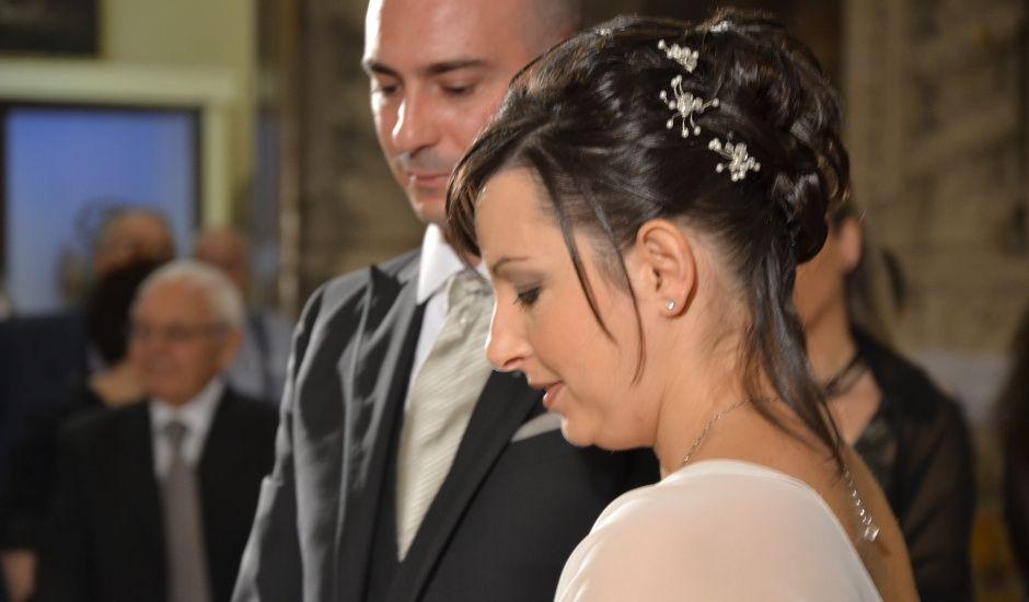 Il matrimonio di Flavio e Carmen a Trepuzzi, Lecce