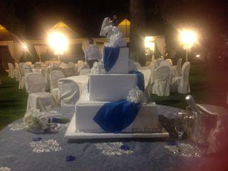 Le nozze di Rosa e Ambrogio 1