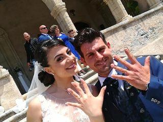 Le nozze di Mariateresa e Armando