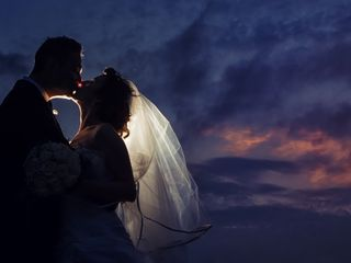 Le nozze di Farshad e Corinne