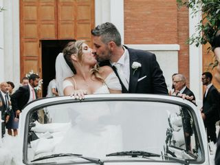 Le nozze di Giuseppe e Dalila 1