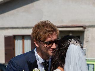 Le nozze di Lorenzo e Jlenia 1