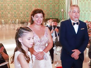 Le nozze di Giuseppe e Alessandra 1
