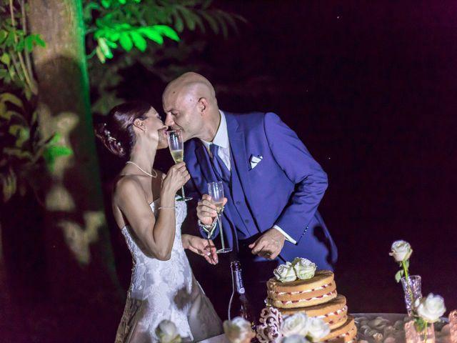 le nozze di Selene e Davide