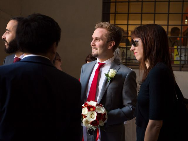 Il matrimonio di Jacopo e Martina a Firenze, Firenze 1