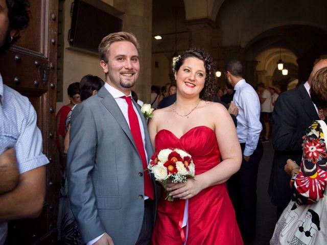 Il matrimonio di Jacopo e Martina a Firenze, Firenze 3