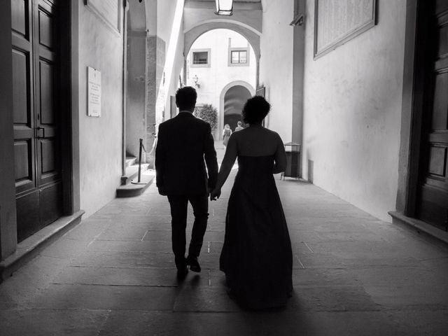 Il matrimonio di Jacopo e Martina a Firenze, Firenze 9