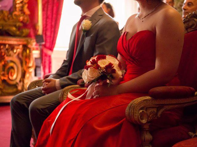 Il matrimonio di Jacopo e Martina a Firenze, Firenze 13