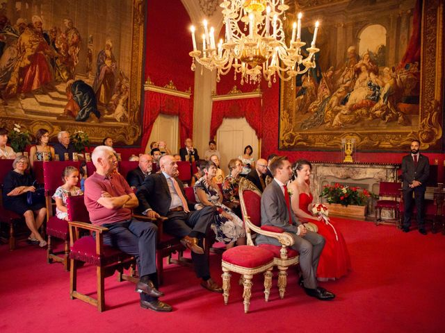 Il matrimonio di Jacopo e Martina a Firenze, Firenze 14