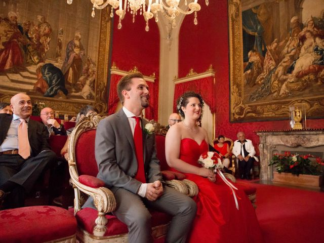 Il matrimonio di Jacopo e Martina a Firenze, Firenze 15