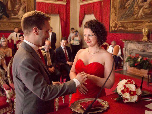 Il matrimonio di Jacopo e Martina a Firenze, Firenze 16