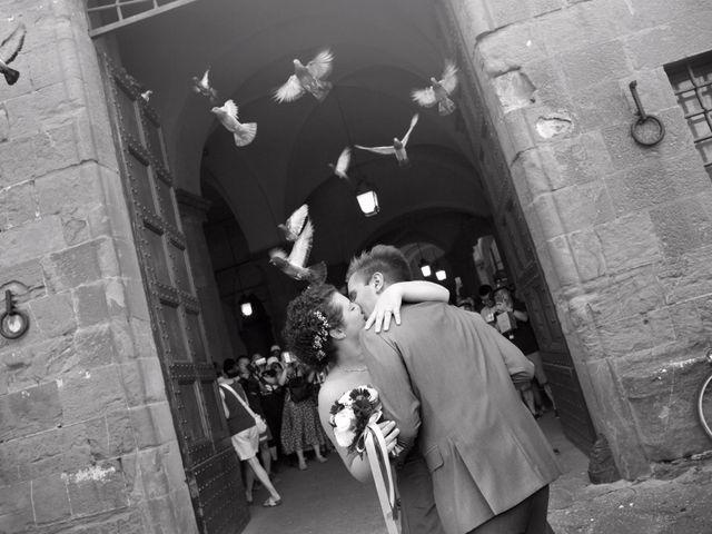 Il matrimonio di Jacopo e Martina a Firenze, Firenze 24