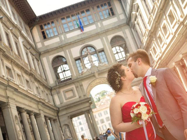 Le nozze di Martina e Jacopo
