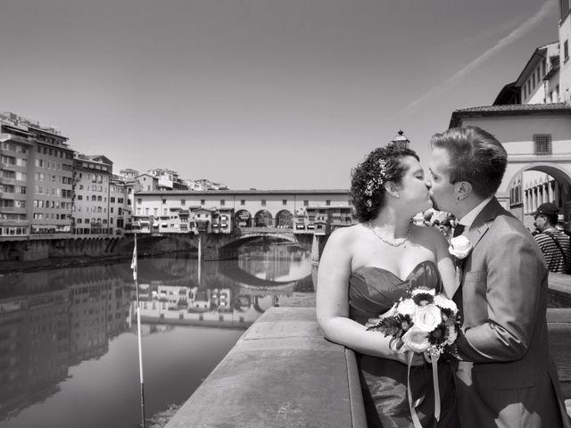 Il matrimonio di Jacopo e Martina a Firenze, Firenze 34