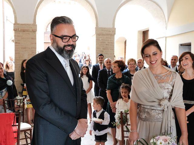 Il matrimonio di Massiliamo e Silvia a Perugia, Perugia 14